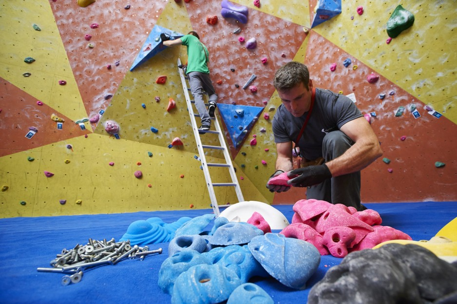 Climbing Wall Services 25/9/2014